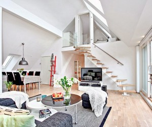 Penthouse and duplex in Gteborg