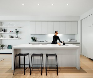 Penthouse Extension by Pleysier Perkins in Armadale