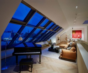 Penthouse in the heart of Mayfair