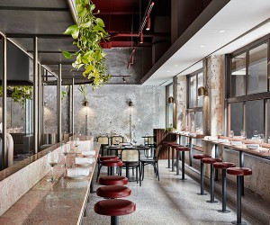 Pentolina Restaurant in Melbourne by Biasol
