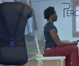 Percko: The Perfect Posture Shirt