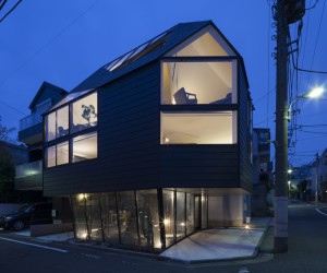 Perfil by Architects Atelier Ryo Abe