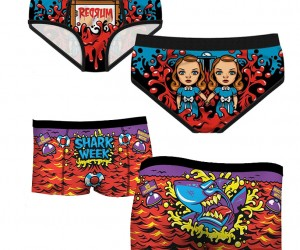 Period Panties  Boyshorts by Harebrained Design