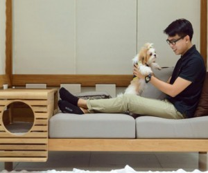 PET: Shared Pet Sofa