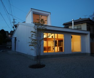 Pettanco House by Yuji Tanabe Architects