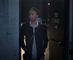 Pharrell Williams Stars in Chanels Gabrielle Bag Movie