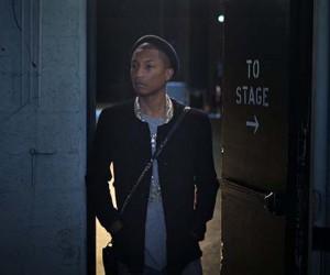 Pharrell Williams Stars in Chanels Gabrielle Bag Movie
