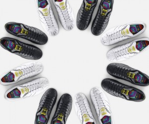 Pharrell Williams x adidas Supershell Sculpted Collection