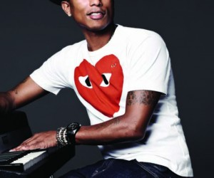 Pharrell Williams x COMME des GARONS Fragrance Collection