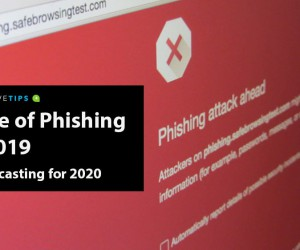 Phishing Statistics and Trends in 2019 Forecasting for 2020
