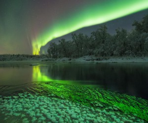 Photographer Adrien Louis Mauduit Captures The Northern Lights in Norway