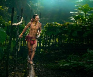 Photographer Documents The Nomadic Life of The Mentawai Tattooed People