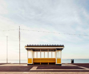 Photographer Will Scott Captures The Varied Landscape of The British Seaside Shelters