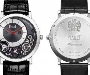Piaget Altiplano 900P for Only Watch