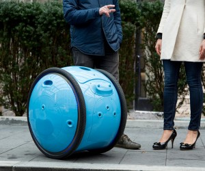 Piaggio Unveils GITA, A Robot To Carry Your Stuff