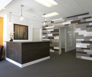 Piastra - A Modern twist on Reclaimed Wood - Textured Walls