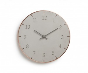 Piatto Wall Clock by Mo Takemura for Umbra