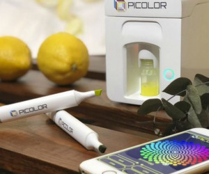 Picolor: Any Color, Anywhere