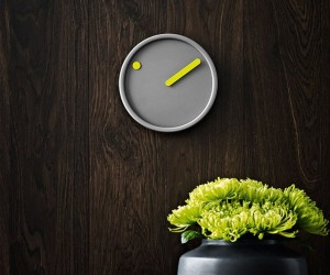 Picto Wall Clock