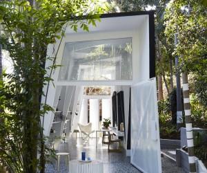 Picture-Perfect Studio in a Subtropical Garden