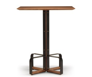 Piedmont Cafe Table by A. Jacob Marks for Skram Furniture