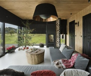 Pieniny House  Small Cottage by HOLA Project Group