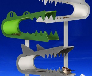 Piep Show Safari Birdhouses by Studio040