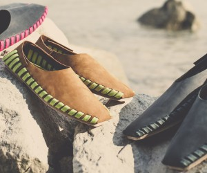 PIKKPACK | DIY Leather Footwear by Sara Gulyas