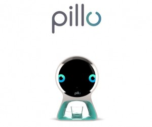 Pillo, Your Personal Home Health Robot