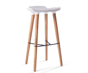 Pilot Bar Stool by Fritz Pernkopf and Patrick Rampelotto for Quinze  Milan