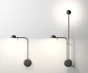 Pin Lighting Designed by Ichiro Iwasaki for Vibia