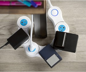Pivot Power | Flexible Power Strip