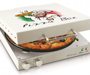 Pizza Box: The Tabletop Pizza Oven