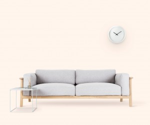 Plain Sofa by ALOF