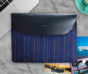 Plane Turns Aircraft Seats Into Luxury Bags and Accessories