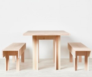 Planks: Workbench Inspired Furniture