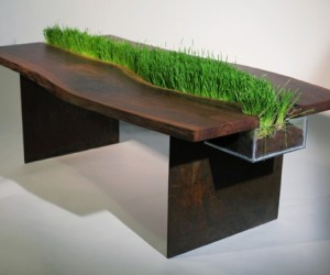 Planter Table  some freshness to your home