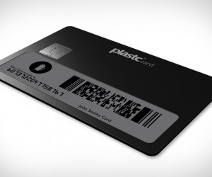 Plastc Card - All-in-one credit card
