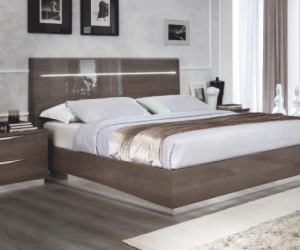 Platinum Bed from Bijan Interiors