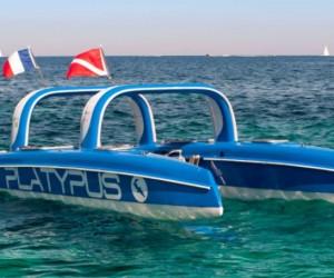 Platypus Submarine
