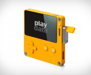 Playdate Handheld Console