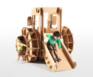 Playground equipments and innovative toys