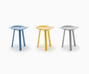 Plectrum Table by Pascal Bosetti