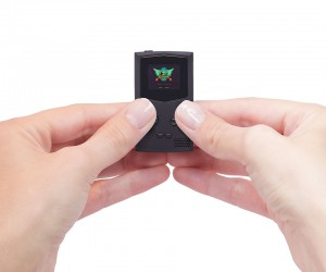 PocketSprite, The Worlds Smallest Portable Game Console