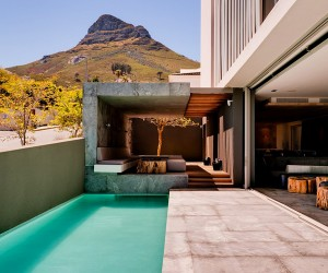 POD Boutique Hotel in South Africa by Greg Wright Architects