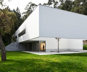 Ponte de Lima House by Eduardo Souto De Moura