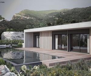 Pop-Up House. 10 Prefabs by Multipod Studio