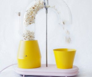 Popcorn Monsoon Machine by Jolene Carlier