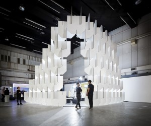 Populouss Installation for the World Architecture Festival