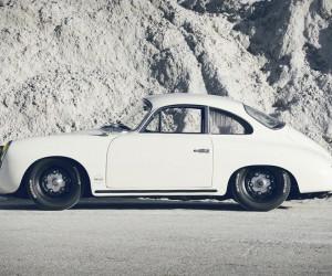 Porsche 356 White Walker